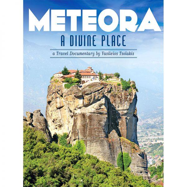 Meteora A divine place