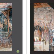 Τρεις ναοί στο Βαθύρεμα της Αγιάς - εσωτερικό 3
